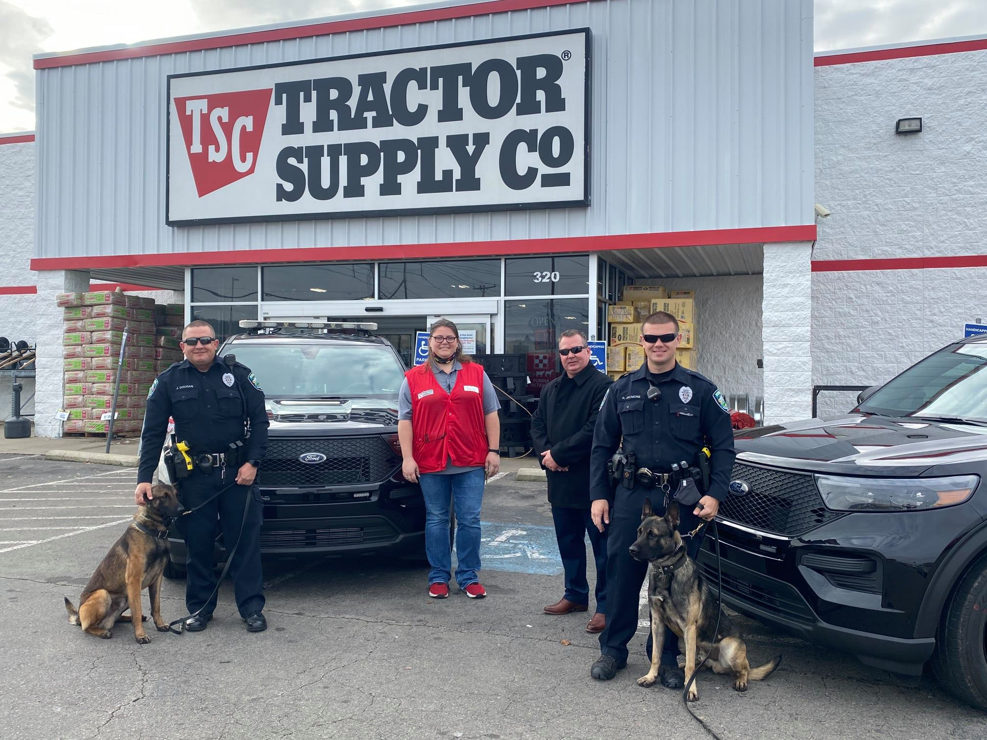 Tractor Supply K9